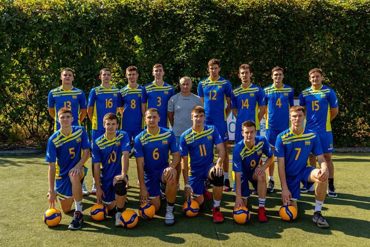 збірна України U-20