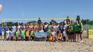 Чемпіонат України з пляжного волейбол серед чоловіків - 2020. Тур 2*. Млинів