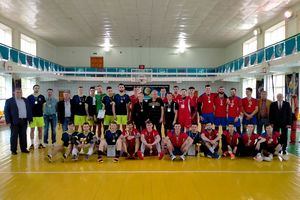 Чемпіонат України з волейболу Студентська ліга. Сезон 2020-2021. Фінальний турнір.